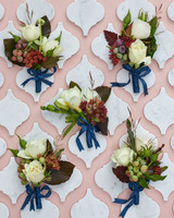 joyann jeremy wedding boutonnieres