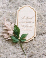 wooden wedding signature drink sign