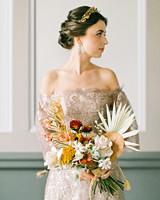 kae danny wedding bridal bouquet