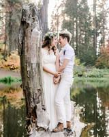 kelly kelsey wedding brides near water