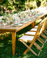 kendall jackson wedding banquet table