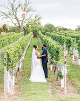 kenisha wendall vineyard portrait rows vines