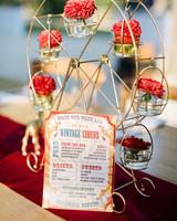 lara kjell circus party menu