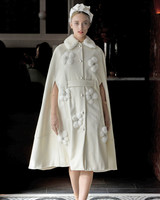 lela rose wedding dress spring 2018 collar belted button-up
