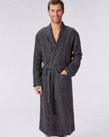 Linen Wedding Anniversary Gifts, Line Robe