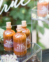megan scott wedding bbq sauce