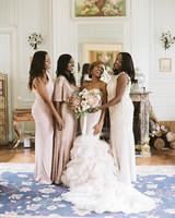 mismatched bridesmaids dresses bonphotage