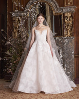 monique lhuillier wedding dress spring 2019 aline vneck