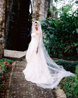 porsha terry wedding jamaica bride