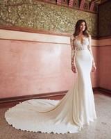 pronovias kleinfeld wedding dress fall 2019 01