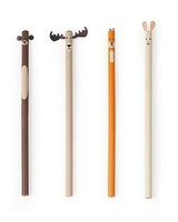 ring bearer gift guide kikkerland woodland animal pencils