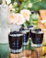 blackberry signature drinks