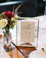steph tim wedding reception table numbers