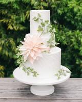 sugar flower wedding cakes jasmine lee