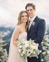 taylor cameron wedding couple