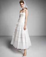 Short a Line Wedding Dresses