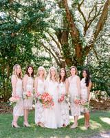 white bridesmaid dresses marni rothschild