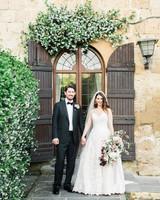 amanda patrick wedding couple