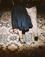 angie reed wedding dance floor
