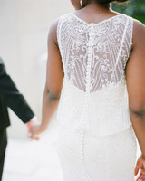 anwuli patrick wedding reception dress