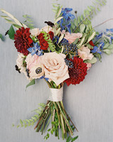 ashley and justin bridal bouquet