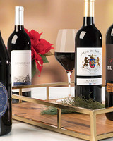 martha stewart wines festive set