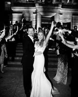 wedding sendoff