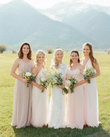 colby john wedding bridesmaids