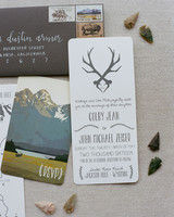 Colby John wedding invite