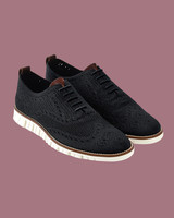 """Cole Haan """"ZeroGrand"""" Knit Oxford Sneakers"""