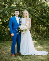 danielle cliff wedding couple