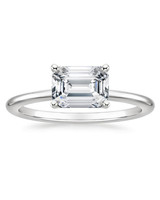 east west engagement rings petite comfort fit