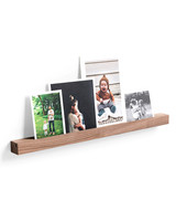 Wooden Photo Ledge
