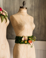 kara bridal shower flower belt