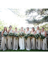 katie simon wedding bridesmaids
