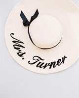 kourtney justin wedding mexico hat mrs. turner