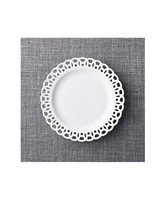 lace anniversary gifts plates crate barrel