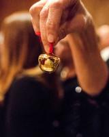 lauren christian christmas wedding bell ringing