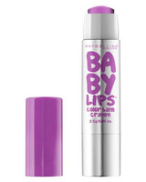 "Maybelline New York ""Baby Lips Color"" Balm Crayon in ""Playful Purple"""
