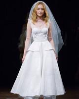 naeem khan a-line wedding dress spring 2018