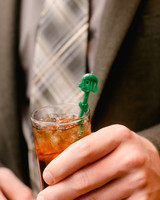 Signature Wedding Drink Stirrer