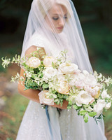 rachael cameron wedding bouquet