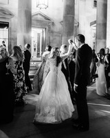 ramsey charles ireland wedding couple dancing black and white