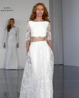 Rime Arodaky wedding dress - 7 Fall 2017