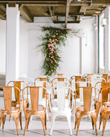 sara ryan wedding philadelphia chairs