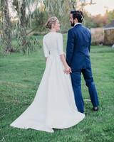 sarah greg new jersey wedding couple