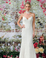 Sottero and Midgley Fall 2017 Strappy Wedding Dress with Choker