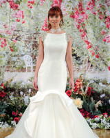 Sottero and Midgley Fall 2017 Wedding Dress with Mermaid Skirt
