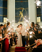 wedding fireworks sparkler song kiss