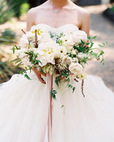 yiran yexiang wedding bride bouquet